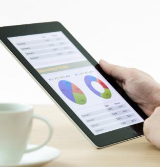 Software cloud per la ristorazione che offre un report giornaliero dei consumi food & beverage.