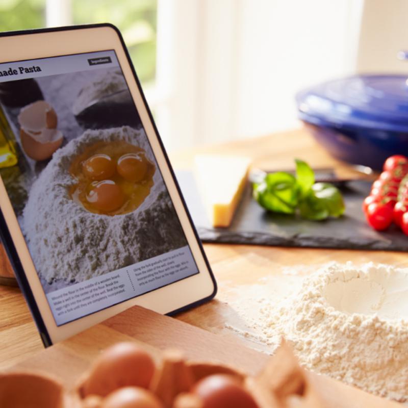 Creazione e gestione delle ricette con Qubì Software